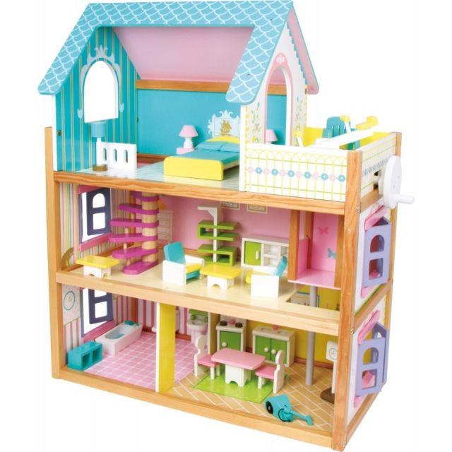 Small Foot Company Maison de poupée «Résidence