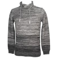 Teddy Smith - Pull Pexer encre chine pull Gris 59486