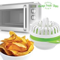 Vimeu-Outillage - Ustensile Microonde pour Chips Always Fresh Chips