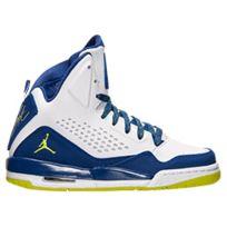 Nike - Basket Air Jordan Sc 3 GS, Blanc 630611-108-38.5