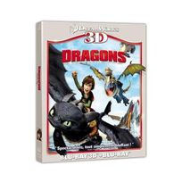 Paramount - Dragons Blu-ray 3D active + Blu-Ray