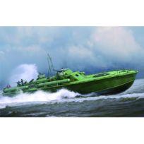 Merit - Maquette Bateau Militaire : Vedette Lance Torpille premiers modèles Us Navy Elco 80
