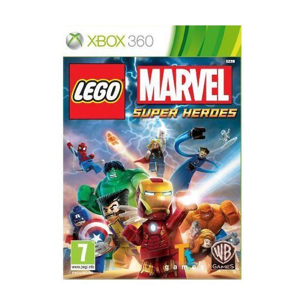Warner bros lego marvel super heroes pas cher achat - Jeux de lego marvel gratuit ...