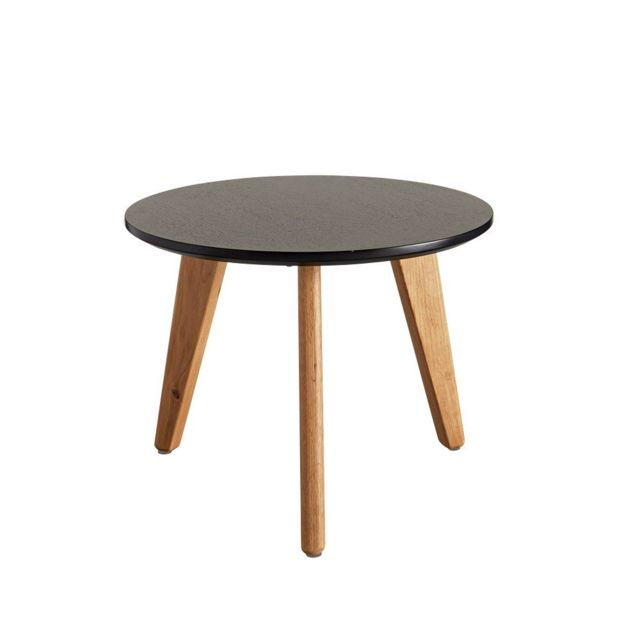 Inside 75 table basse design scandinave nordic taille m for Table scandinave noire