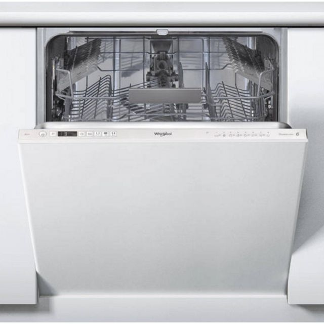 Whirlpool Lave-vaisselle Tout Integre 60cm Integrable Wic 3 C 24 Pe