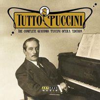 Arthaus - Tutto Puccini Bd, blu-ray