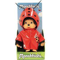 Bandai - Monchhichi - Monchhichi Coccinelle