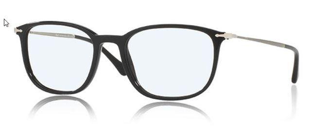 Persol - Lunette de vue Design Reflex Edition Po3146V 95 Noir - pas cher  Achat   Vente Lunettes Aviateur - RueDuCommerce dc13c1784db3