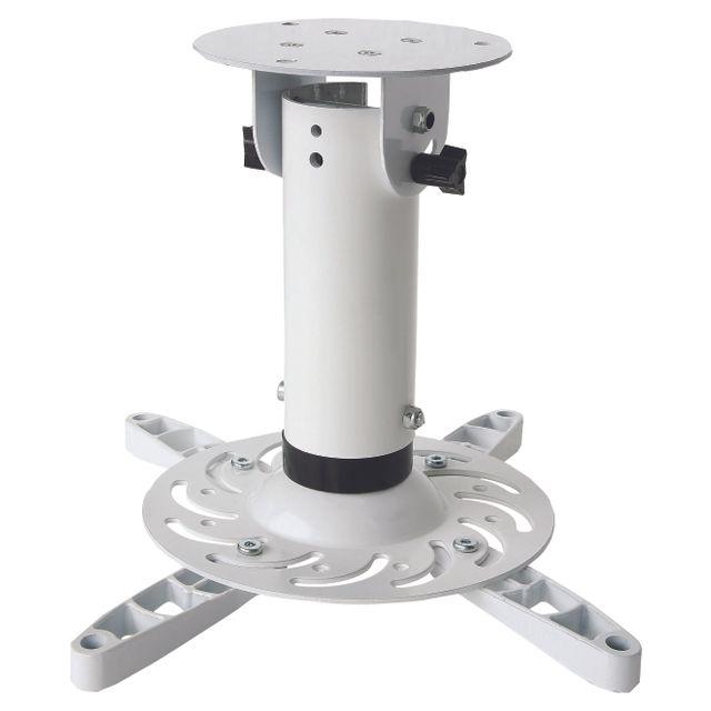 Inotek - Pcm 200 00-20-W Support plafond pour vidéoprojecteurs - blanc