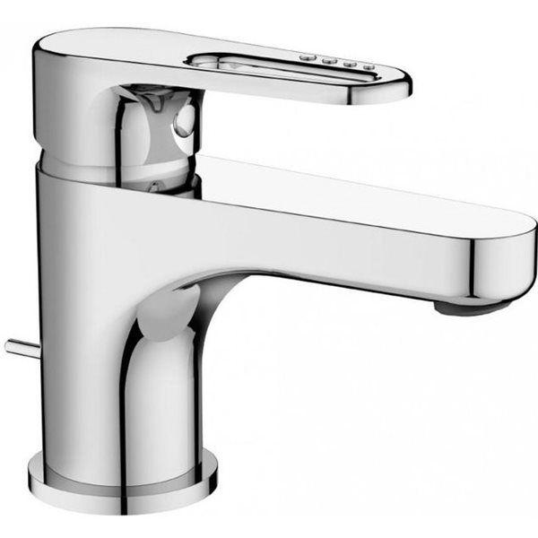 Générique - Robinet bec fixe Mitigeur de lavabo corps en laiton chromé Limitateur de débit