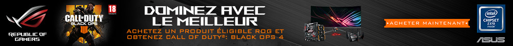 [COMPO] ASUS - Call of Duty Black Ops4 offert RAYON