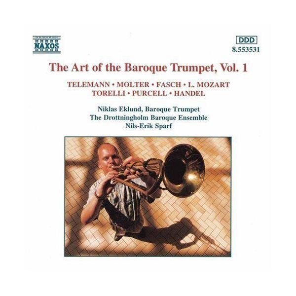 Naxos - L'Art de la Trompette Baroque Vol.1
