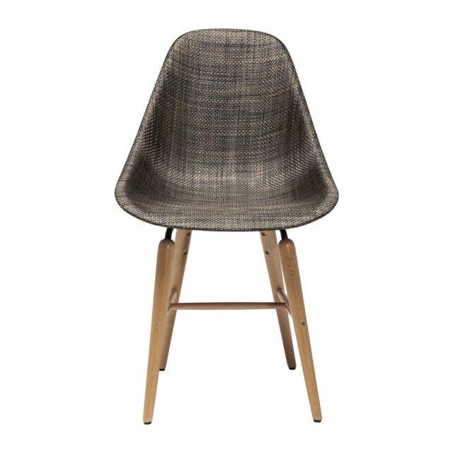chaise bois pas cher amazing chaise lf lot de chaises vita mtalbois with chaise bois pas cher. Black Bedroom Furniture Sets. Home Design Ideas