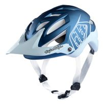 Troy Lee Designs - A1 - Casque - Mips Classic bleu/blanc