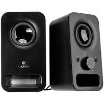 LOGITECH - Haut-parleur 2.0 Z150 - 980-000814 - Noir