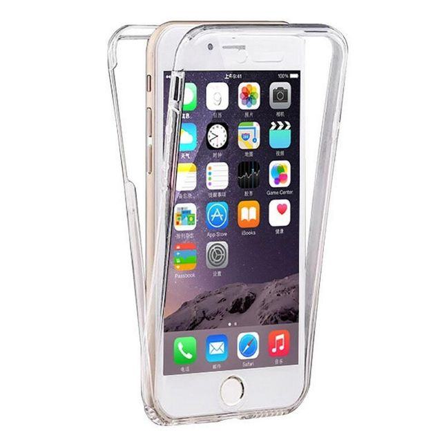 coque iphone 6 transaprente