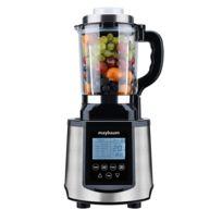 Maybaum - Mixeur Professionnel avec fonction de cuisson, 30 000 tours/min, 1200 W, 1,5 L Verre Pichet, écran Lcd, programmes automatiques pour vos soupes, Lait de soja, smoothies