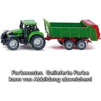 Sieper Gmbh - Siku Tracteur et Epandeur - Véhicule Miniature