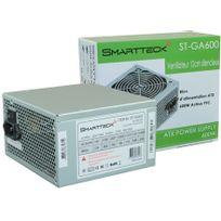 Smartteck - Alimentation 600W Pfc Rohs Box
