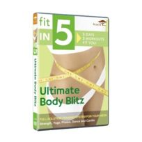 Acacia - Fit In 5: Ultimate Body Blitz IMPORT Anglais, IMPORT Dvd - Edition simple