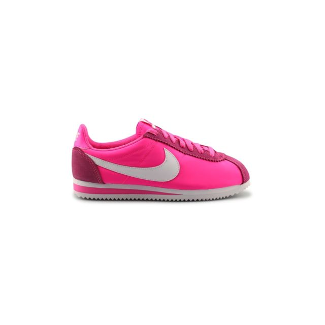 watch a8ce2 cd8ce Nike - Wmns Classic Cortez Nylon Rose 749864-610