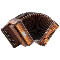 Loib - Harmonika 3/II Zebrano G-c-f avec basse en alternance, boîtier en bois