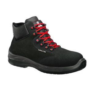 Chaussures De Sécurité Montantes Lemaitre Trek Noir S3 Ci Src 100% Non Métalliques gvijr