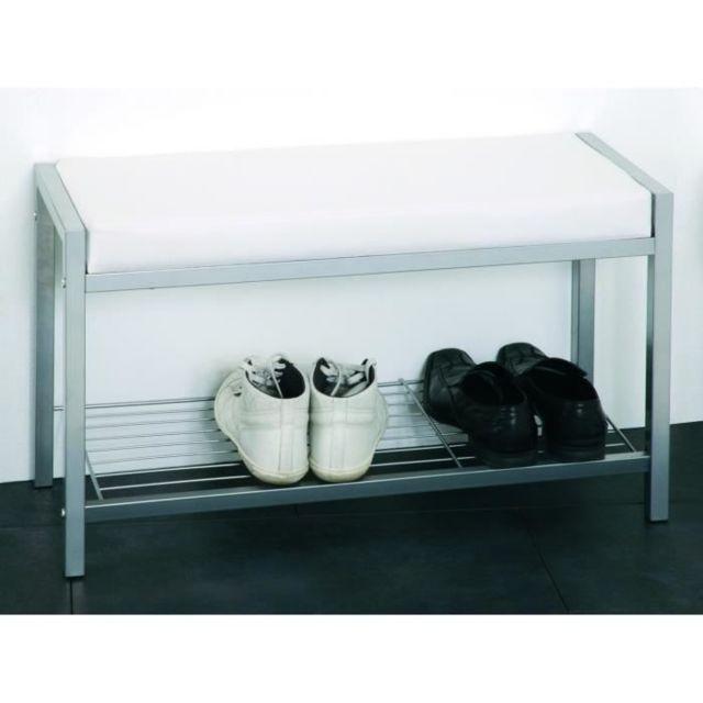 Finnes banc de rangement chaussures meuble scandinave