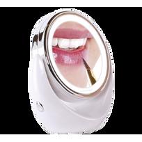 Lanaform - Miroir grossissant X10 avec éclairage Led