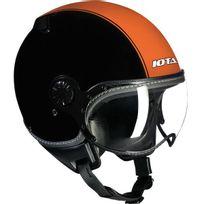 Iota - Dp04 Run Noir Mat Orange