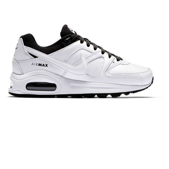 outlet store 36fbf 3075a Nike - Chaussures Air Max Command Flex Leather WhiteWhite Jr h16 - pas  cher Achat  Vente Baskets enfant - RueDuCommerce
