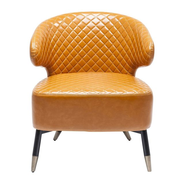 Karedesign Fauteuil Session orange Kare Design
