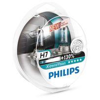 Philips - 2 Ampoules H7 - X-tremeVision +130