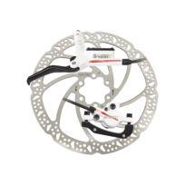 Tektro - Draco - Frein à disque - roue arrière blanc