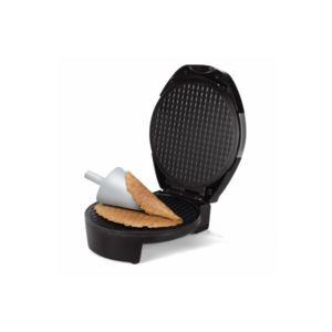 domoclip gaufretier pour cornet glace achat gaufrier croque monsieur. Black Bedroom Furniture Sets. Home Design Ideas