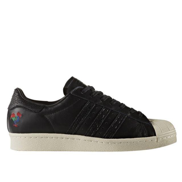 Adidas Superstar 80S Cny pas cher Achat Vente Baskets