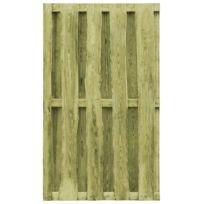 Portillon jardin bois - catalogue 2019 - [RueDuCommerce - Carrefour]