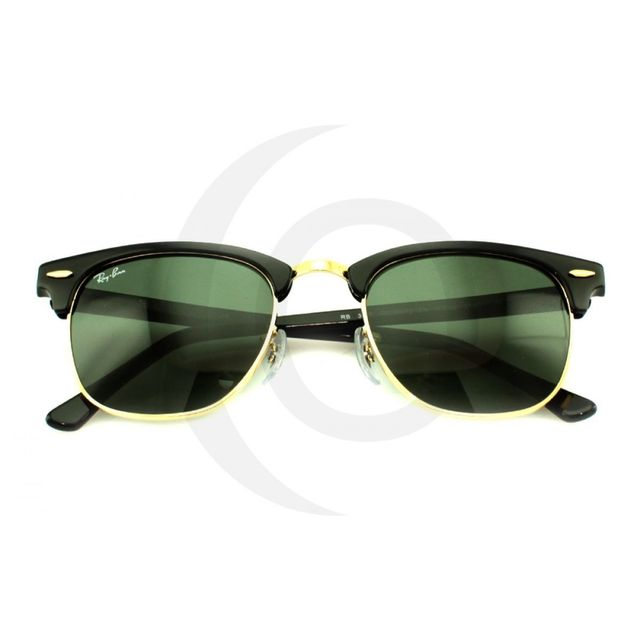 Ray-Ban - Ray Ban Rb 3016 Clubmaster W0365 - Lunettes de soleil mixte