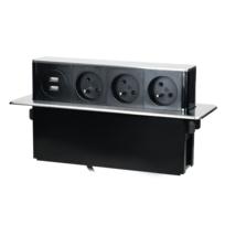 Meuble cuisine avec table escamotable 2020 meilleur - Meuble cuisine avec table escamotable ...