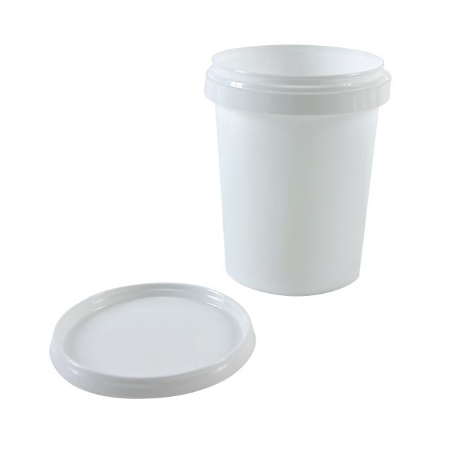Cis Lot de 10 pots + couvercles de conservation Pp 520ml diam.95