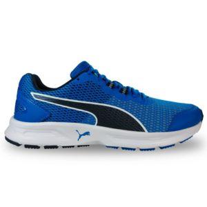 puma running bleu