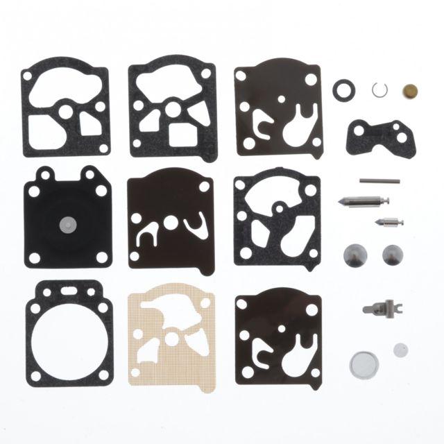 Jardiaffaires Kit carburateur Complet TK1 Shindaiwa Homelite Poulan Marunaka Kawasaki