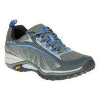 Merrell - Chaussures Siren Edge Waterproof gris lilas femme