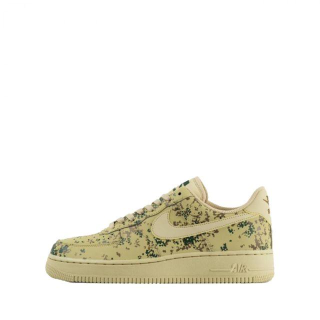Baskets Nike Air Force 1 Lv8 Baskets Nike Homme Argent