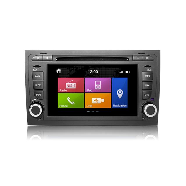 Dynavin Dvn-a4, Audi A4 B7 S4 Rs4, Autoradio Gps/Tactile Version WinCe N6
