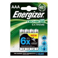 Energizer - Accu rechargeable Extreme Hr3 - lot de 4