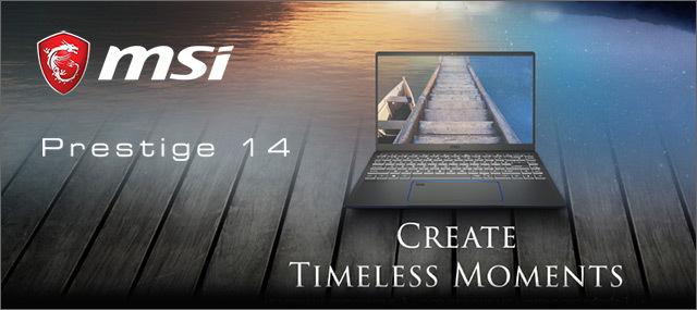 MSI Prestige 14