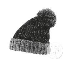 845e165ea3f Coolminiprix - Lot de 12 - Bonnet avec pompon blanc   noir - Qualité