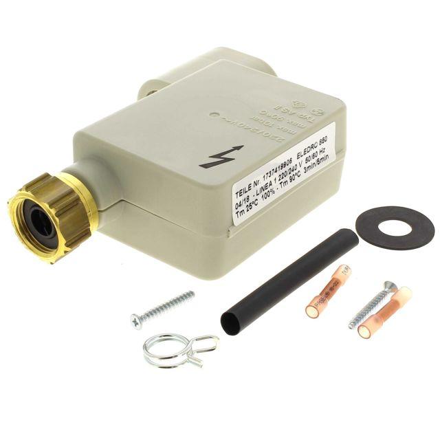 Bosch Electrovanne d'aquastop pour Lave-vaisselle , Lave-vaisselle De dietrich, Lave-vaisselle Siemens, Lave-vaisselle Neff, L