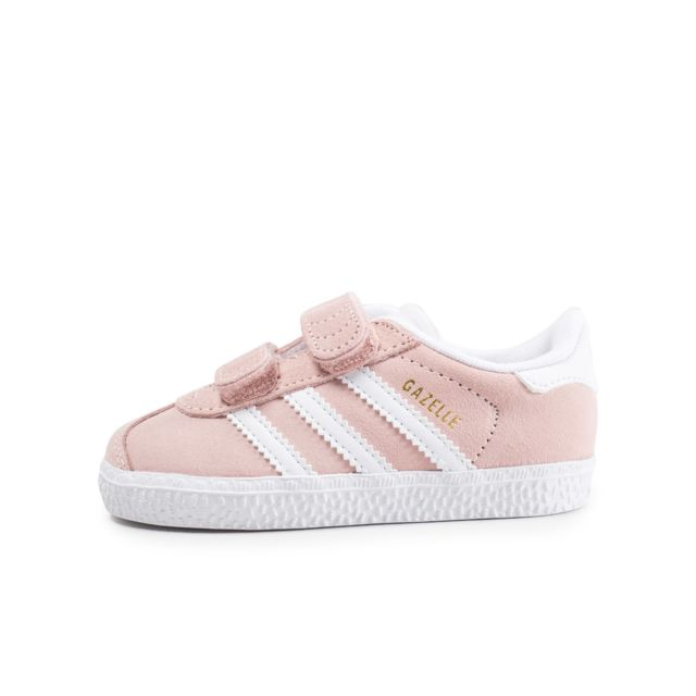 Adidas originals - Gazelle Bébé Rose Pâle